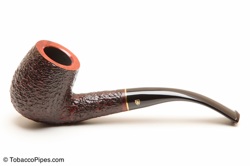 Savinelli Roma 606 KS Black Stem Tobacco Pipe Left Side