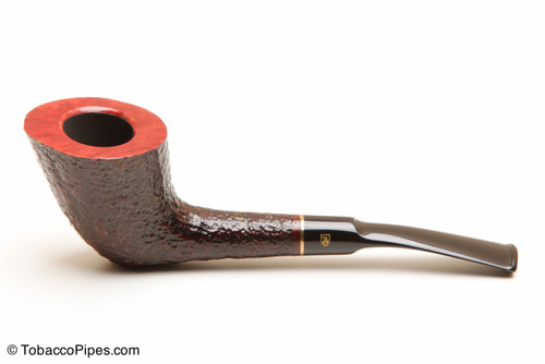 Savinelli Roma 904 KS Black Stem Tobacco Pipe Left Side