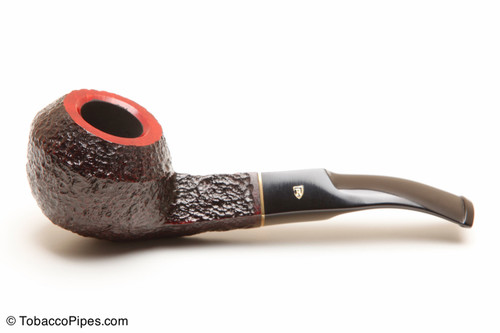 Savinelli Roma 623 Black Stem Tobacco Pipe Left Side