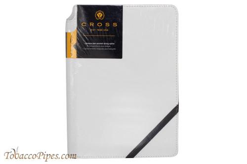 Cross Classic White Medium Lined Journal