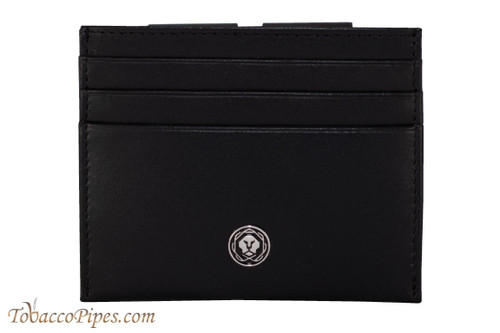 Cross Torero Leather Black Card Case