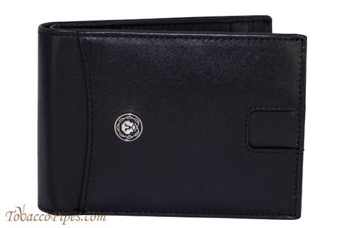 Cross Torero Leather Black Wallet