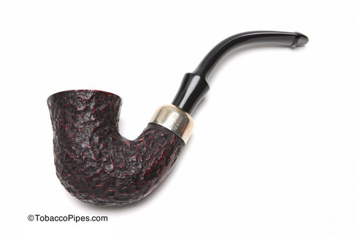 Peterson Standard Rustic XL 315 Tobacco Pipe Left Side