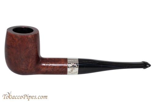 Peterson Aran 6 Nickel Band Tobacco Pipe PLIP