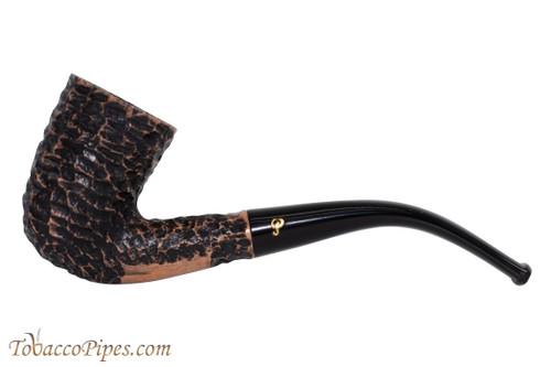 Peterson Aran 128 Rustic Tobacco Pipe