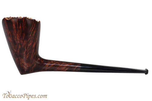 Bruno Nuttens Hand Made Twiggy Smooth Grade AA Tobacco Pipe 100-9334