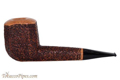 Ser Jacopo Rustic Maxima R1C Tobacco Pipe 100-9339