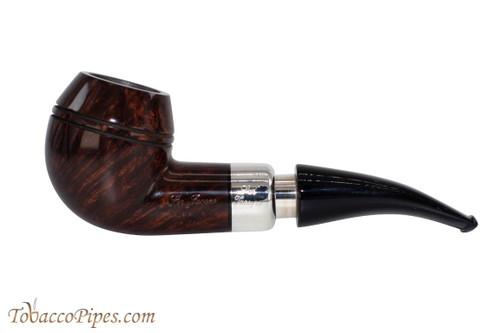 Ser Jacopo Smooth L1B Tobacco Pipe 100-9354