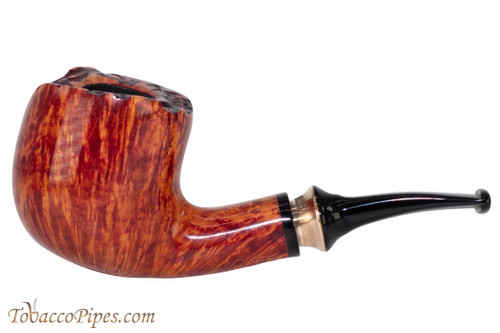 4th Generation Red Grain Smooth A Tobacco Pipe