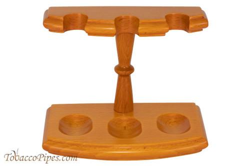 Cobblestone Amber 3 Pipe Stand