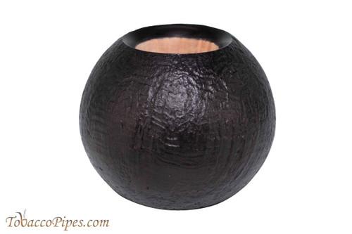 Radiator Pipes Orb Black Sandblast Tobacco Pipe Bowl