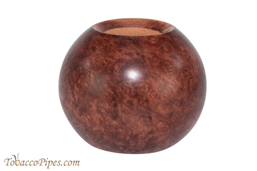 Radiator Pipes Orb Brown Smooth Tobacco Pipe Bowl