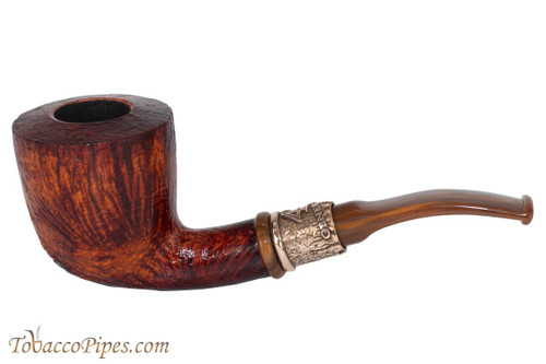 4th Generation 2012 Brown Ale Tobacco Pipe