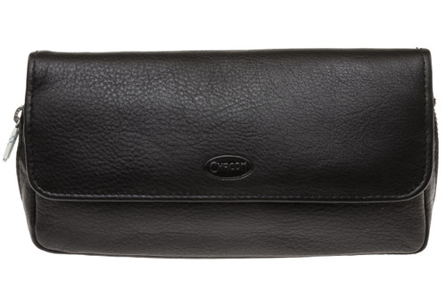 Chacom 2 Pipe Combo Pouch Front