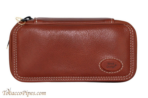 Martin Wes Tan 2 Pipe Pouch