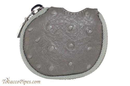 Savinelli Leather Pipe Sleeve Grey
