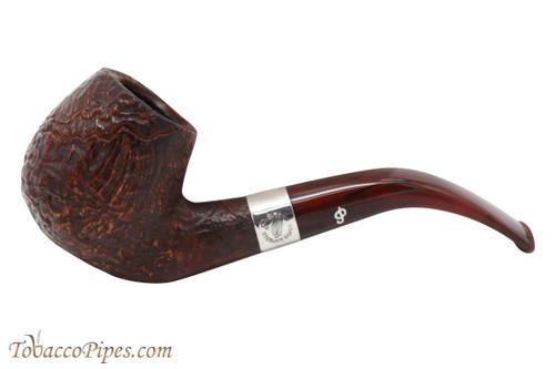 Peterson Irish Harp Sandblasted 68 Fishtail Tobacco Pipe