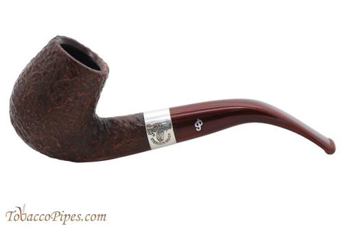 Peterson Irish Harp Sandblasted 69 Fishtail Tobacco Pipe