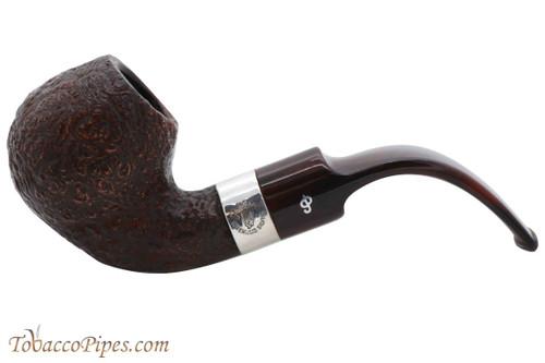 Peterson Irish Harp Sandblasted XL02 Fishtail Tobacco Pipe