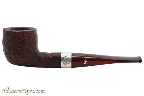 Peterson Irish Harp Sandblasted 606 Fishtail Tobacco Pipe