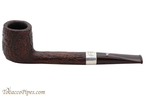 Peterson Irish Harp Sandblasted 264 Fishtail Tobacco Pipe