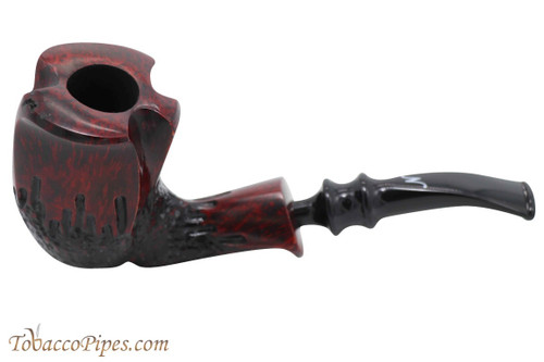 Nording Rustic #4 Freehand Tobacco Pipe 100-9914