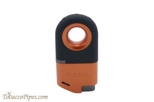 Dissim Inverted Pipe Lighter Orange