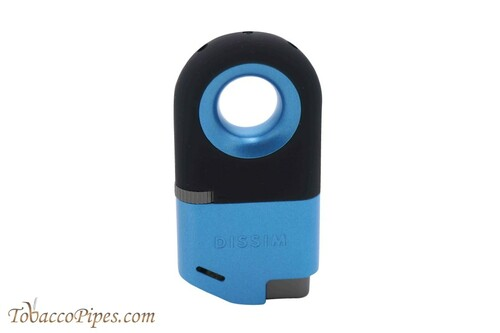 Dissim Inverted Pipe Lighter Blue