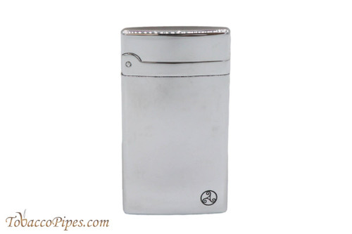 Rattray's Alfie Flat Flame Lighter Chrome