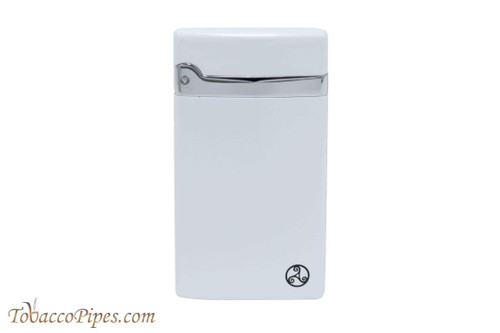 Rattray's Alfie Flat Flame Lighter White