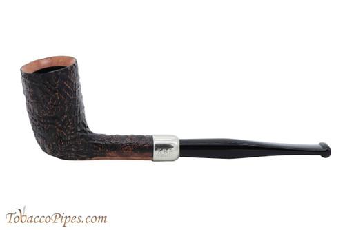 Peterson Arklow Sandblasted 124 Fishtail Tobacco Pipe