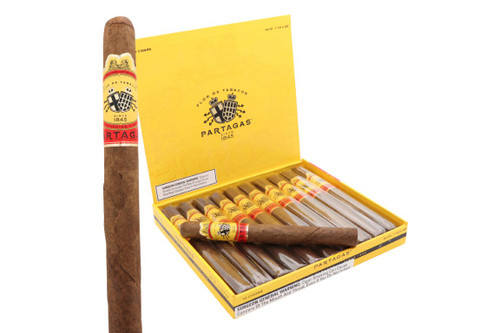 Partagas No. 10 Parejo Cigar