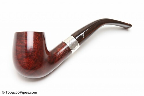 Peterson Harp 69 Tobacco Pipe Fishtail Left Side