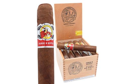La Gloria Cubana Serie R Esteli No.60 Gordo Cigar