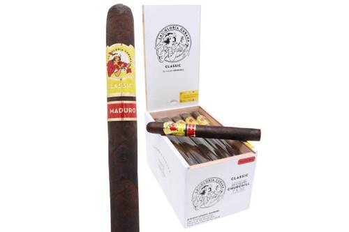 La Gloria Cubana Churchill Maduro Cigar