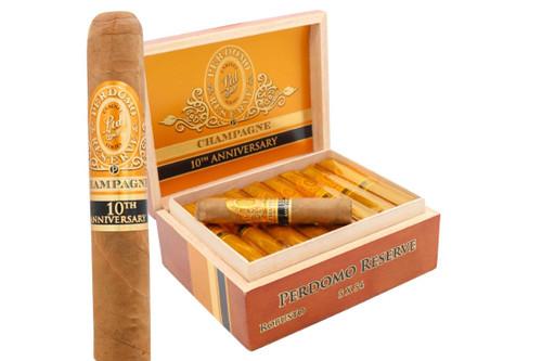 Perdomo 10th Anniversary Champagne Robusto Cigar