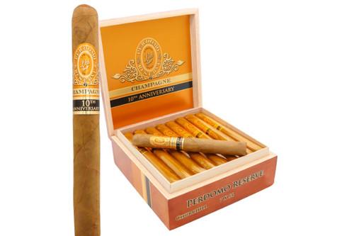 Perdomo 10th Anniversary Champagne Churchill Cigar
