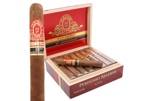 Perdomo 10th Anniversary Sun Grown Epicure Cigar