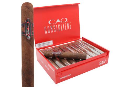 CAO Consigliere Tony Cigar