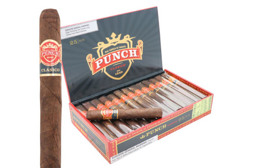 Punch Clasico Elite Maduro Cigar