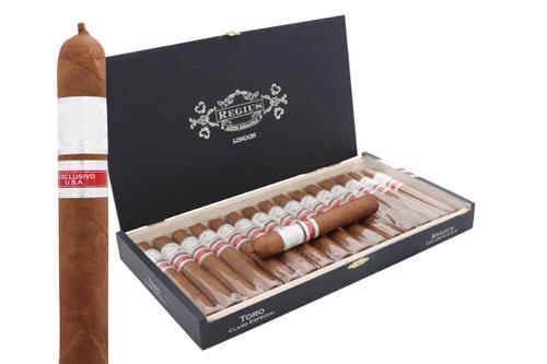 Regius Exclusive USA White Toro Cigar