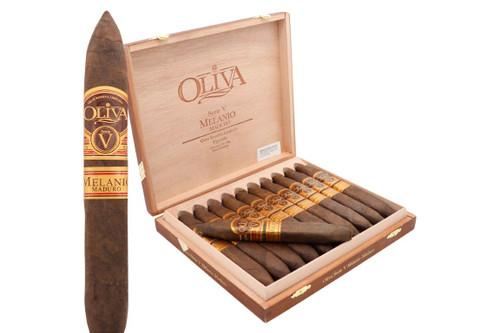 Oliva Serie V Melanio Maduro Figurado Cigar