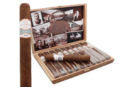 Casa Turrent 1880 Oscuro Double Robusto Cigar