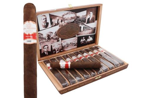 Casa Turrent 1880 Maduro Double Robusto Cigar