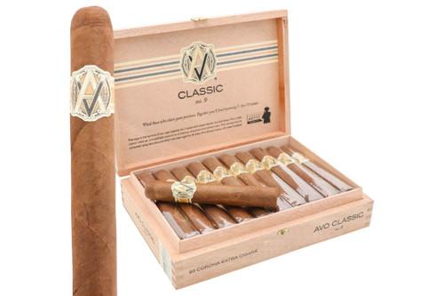 AVO Classic No.9 Corona Extra Cigar