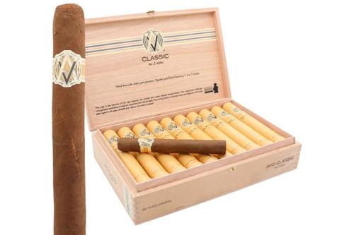 AVO Classic No.2 Tubos Toro Cigar