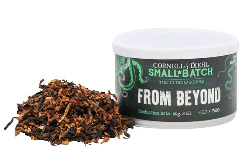 Cornell & Diehl Small Batch From Beyond Pipe Tobacco Front