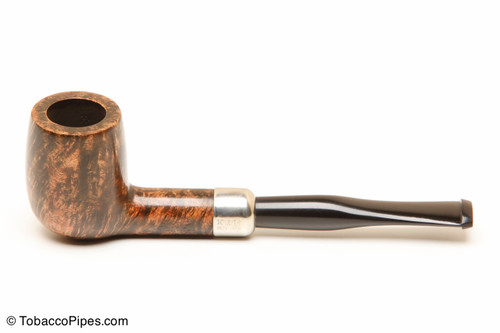 Peterson Irish Made Army 102 Fishtail Tobacco Pipe Left Side
