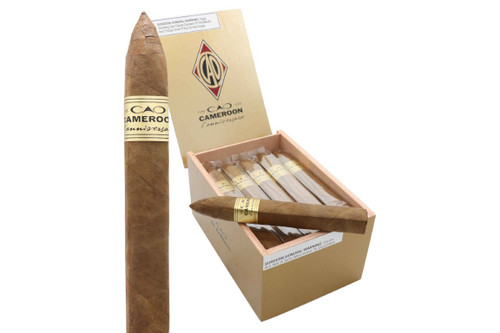 CAO L'Anniversaire Cameroon Belicoso Cigar
