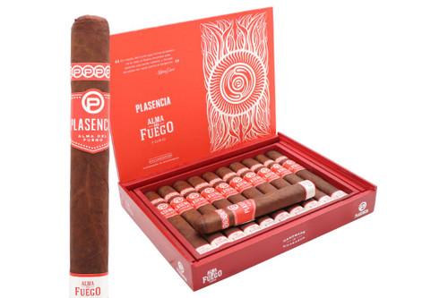 Plasencia Alma Del Fuego Concepcion Toro Cigar